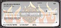 Harley Davidson Personal Checks