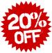 20% off Business Checks