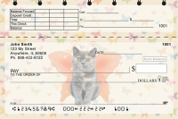 Cats Wing Series Keith Kimberlin Top Stub Personal Checks