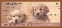 Puppy Pals Dog Personal Checks