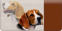 Beagle Checkbook Cover Accessories