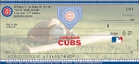 Chicago Cubs(R) Personal Checks