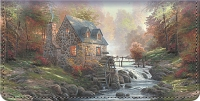 Thomas Kinkade's Country Escapes Checkbook Cover Personal Checks