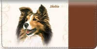 Sheltie Checkbook Cover Accessories