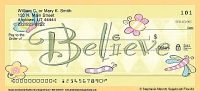 Hopes and Dreams Personal Check Designs Personal Checks