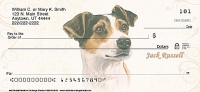 Jack Russell  Personal Checks