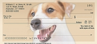 Faithful Friends - Jack Russell Terrier Dog Personal Checks