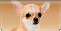 Faithful Friends - Chihuahua Checkbook Cover Accessories