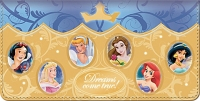 Disney Princess Stories Checkbook Cover Accessories
