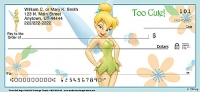 Tinker Bell  Personal Checks