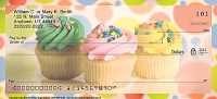 Cupcake Craze Cooking Baking  Personal Checks
