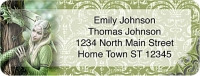 Gothic Princess Booklet of 150 Address Labels Accessories