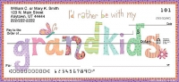 Grandkids Rule! Personal Check Designs Personal Checks