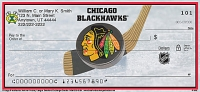 Chicago Blackhawks(R)  Personal Checks