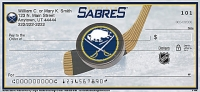 Buffalo Sabres(R)  Personal Checks