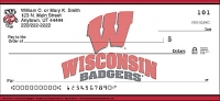 University of Wisconsin  Personal Checks
