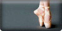 Ballet Checkbook Cover Accessories