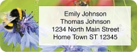 Bumble Bee Buzz Address Labels Accessories