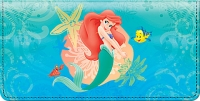 The Little Mermaid Checkbook Cover Accessories