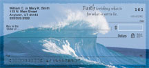Oceans of Faith  Personal Checks