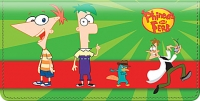 Phineas & Ferb Checkbook Cover Accessories
