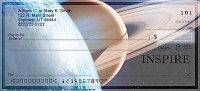 Wonders of Space Personal Checks