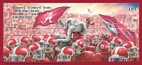 Bama Spirit Personal Checks