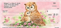 Owl Always Love You Personal Checks