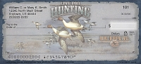Live for Hunting - Waterfowl Personal Checks