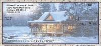 Log Cabins Personal Checks
