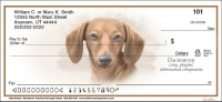 Best Breeds - Dachshund Personal Checks