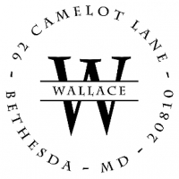 Wallace Personalized Name Stamp Accessories