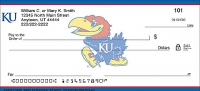 University of Kansas Personal Checks
