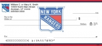 New York Rangers(R) Logo NHL(R) Personal Checks