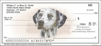 Best Breeds - Dalmatian Personal Checks