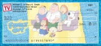 Family Guy TV Show Personal Checks
