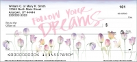 Follow Your Dream Personal Checks