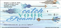 Catch Your Dreams Personal Checks