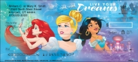 A Princess and Her Dreams Personal Checks