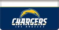 Los Angeles Chargers Checkbook Cover