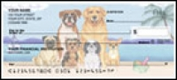 Dog Days Personal Checks - 1 box