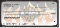 Harley-Davidson Live the Legend Recreation Personal Checks