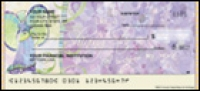 Angelic Blessings Personal Checks - 1 box