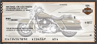 Harley-Davidson Motorcycle Personal Checks - 1 Box
