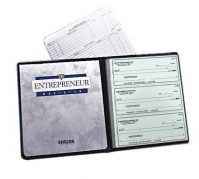 Blue Safety Entrepreneur Checks - 1 Box