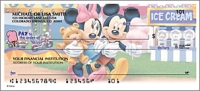 Side TearMickey's Adventures Side Tear Personal Checks - 1 Box