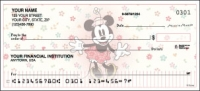 Vintage Minnie Disney Personal Checks - 1 Box - Singles