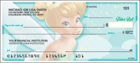 Tinker Bell Personal Checks - 1 Box - Duplicates