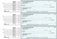 Teal Safety Accounts Payable Business Checks