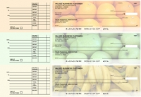 Fruit Accounts Payable Designer Business Checks